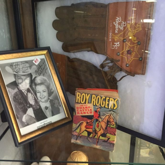 Roy Roger's  Collectables